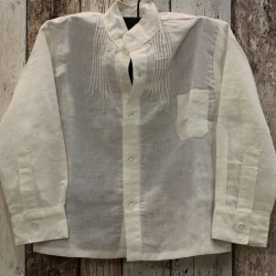 Camisa niño semihilo